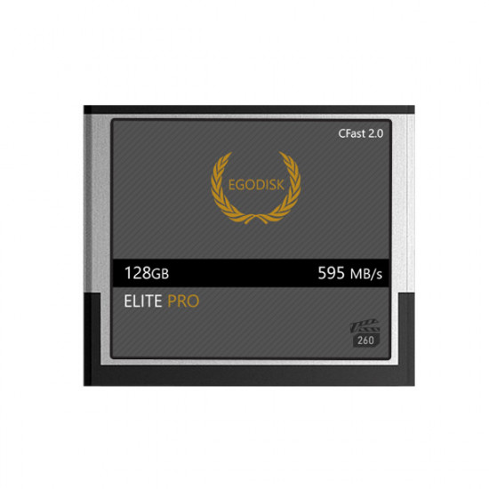 128GB ELITE PRO CF2